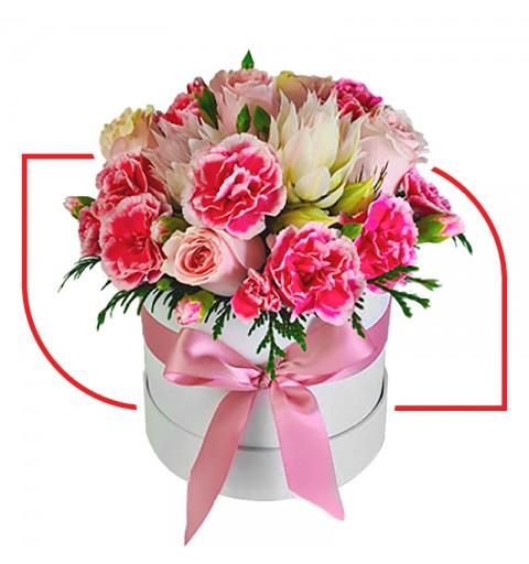 Pink Precious Box