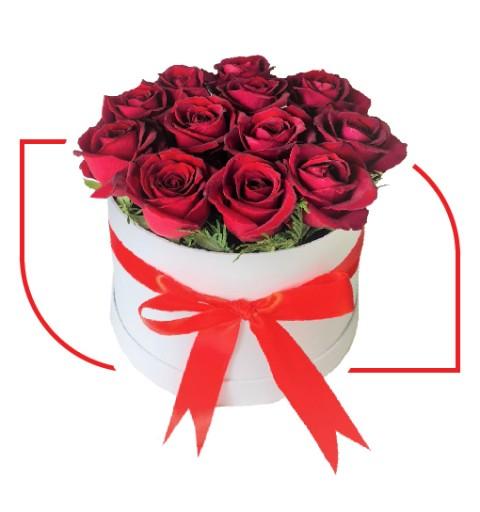 Red Precious Box